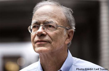 #11  Peter Singer, Philosopher